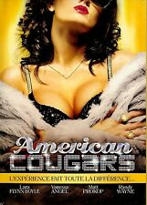 AMERICAN COUGARS / LARA FLYNN BOYLE - VANESSA ANGEL /*/ DVD NEUF/CELLO