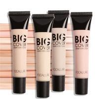 4Colors Liquid Concealer Face Foundation Makeup Corrector Dark Eye Circle Cover