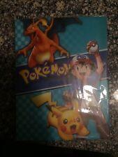 Pokemon Portfolio SOLE E LUNA Album Raccoglitore Porta carte 10 pagine da 4 tasc
