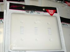 3 Slot Light Switch Cover New Lot Of 16