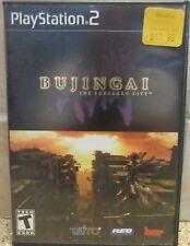 Bujingai: The Forsaken City ( PlayStation 2 ) No Manual / Tested / Free Ship