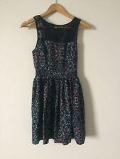 Regular Size Floral Lace Sundresses for Women