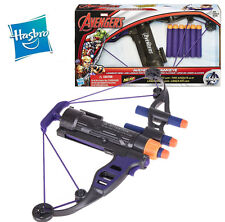 Hasbro Nerf Marvel Avengers' Hawkeye Longshot Bow Shooter Cosplay Game Kids Toy