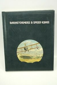 "Time Life Books AVIATION Series ""BARNSTORMERS & SPEED KINGS"" Flying History"