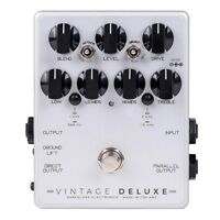 Darkglass Electronics Vintage Deluxe V3 Bass Preamp Level Drive Blend Pedal