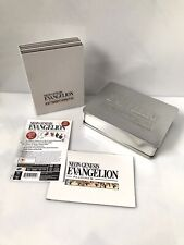 DVD Tin Boxset NEON GENESIS EVANGELION PLATINUM 1-7 Complete Collection Region 2