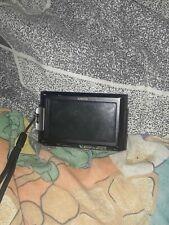 Sony Cyber-shot DSC-T77 10.1MP Digital Camera - Black