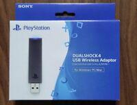 SONY PS4 DUALSHOCK 4 USB Wireless Adapter Bluetooth Dongle CUH-ZWA1J DS4 Japan