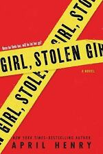 Girl, Stolen: A Novel