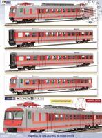 OS.KAR 2073 elettromotrice FS Ale 642 treno regionale MDVE da 4 elementi ep. Va