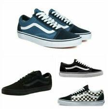 MENS&WOMENS VAN Classic OLD SKOOL Low Top Casual Canvas sneakers Shoes
