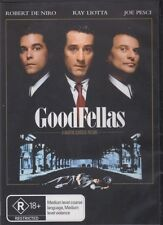 GOODFELLAS DVD Joe Pesci Ray Liotta Robert De Niro Martin Scorcese good fellas
