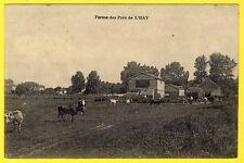 cpa 94 - L'HAY les ROSES (Val de Marne) FERME des PRÉS de l'HAY Agriculture