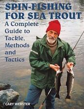 Spin-Fishing for Sea Trout: A Complete Guide to Tackle, Methods and Tactics, Web