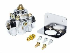 Holley 12-881 Fuel Pressure Regulator By-Pass Style 6psi
