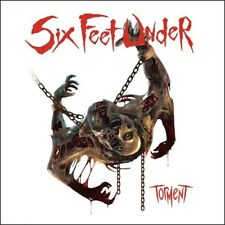 SIX FEET UNDER - TORMENT LP ☆☆☆NEU/NEW☆☆☆
