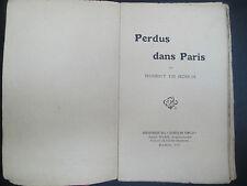 Perdus Dans Paris - 1868