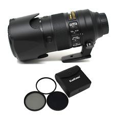 Nikon AF-S NIKKOR 70-200mm f/2.8E FL ED VR + KamKorda Filter Kit UK NEXT DAY DEL