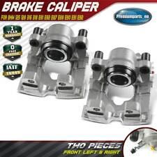 2x Brake Calipers Front for BMW 125 128 316 318 E81 E82 E87 E88 E90 E91 E92 E93
