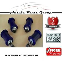 IRS Rear Camber Adjustment Bush Kit Holden Commodore