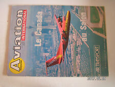 "** Aviation international magazine n°707 Robin R 3000 / Blackburn "" Firebrand """