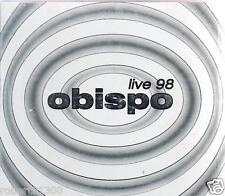 CD audio.../...PASCAL OBISPO.../...LIVE 98..../...2 CD...