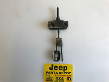 1997-2006 Jeep Wrangler  Emergency E-Brake Cable Adjuster Bracket  MOPAR TJ LJ