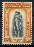 San Marino 1935 Sass. 204 Nuovo * 100% Melchiorre