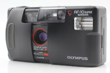 【Exc+++++】Olympus AF-10 Super QD Point & Shoot 35mm Film Camera from JAPAN