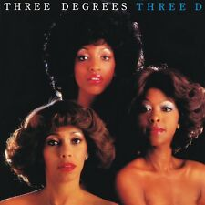 Three Degrees - 3D Giorgio Moroder Jump The Gun  Import CD Remastered