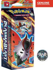 60-Card Volcarona Solar Strike Pokemon BW10 Plasma Blast Theme Deck | Holo +more