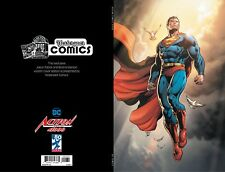 Action Comics #1000 Yesteryear Comics Jason Fabok virgin set.