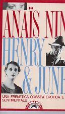 X22  Henry & June - Anais Nin