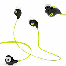 Sports Wireless Bluetooth 4.0 Earphones Headset Earbuds Stereo HD Audio Gym Use