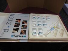 Dental Porcelain Ivoclar Ips Dsign A3 Shade Trial Kit