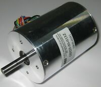BEI 3 Phase Brushless DC Motor -  BLDC - 6.59 V - 5270 RPM - 4 Poles - 50.7A Max
