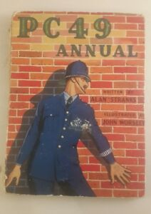 pc 49 annual - P.C annual kids police annual by alan stranks