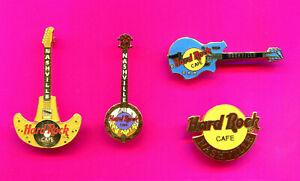 HARD ROCK CAFE PIN NASHVILLE GUITAR PINS & MORE PICK A 1-2-3 ADD TO CART