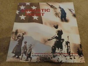 Agnostic Front - Liberty & justice for.. Combat