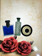 3 Miniatures by Bvlgari ( Blv pour homme , Au the Vert , Black )