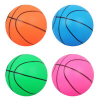 3 Pieces Children Mini Basketball Mini Inflatable Toy Indoor//Outdoor Sport