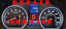 2007 09 Honda CRV CR-V INSTRUMENT CLUSTER 78100-SWA-A200 AT AWD EXCHANGE