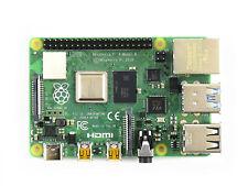 Raspberry Pi 4 Model B 1GB 2GB 4GB RAM 64-bit Quad-core Ble 5.0 PoE Header