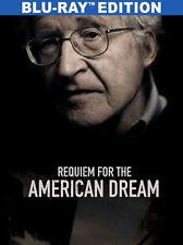 REQUIEM FOR THE AMERICAN DREAM - BLU RAY - Region Free - Sealed