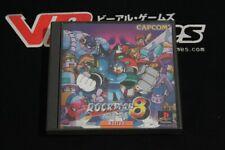 ROCKMAN 8  PS1 JAPAN JAP JP  GIAPPONESE MEGAMAN