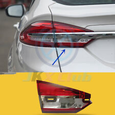 Left Driver Inner Side LED TailLight Brake Lamp For Ford Fusion Mondeo 2017-2018