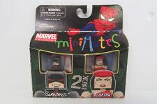 Marvel Universe Minimates 2 pack - Evil Daredevil & Elektra - Series 38