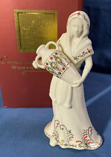 Lenox China Jewels Nativity Collection ~ WOMAN WITH URN ~ In Box