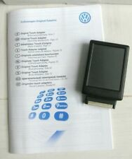 VW Bluetooth Touch Adapter 3C0 051 435 TA * 1a Zustand! mit BA + akt.Software !