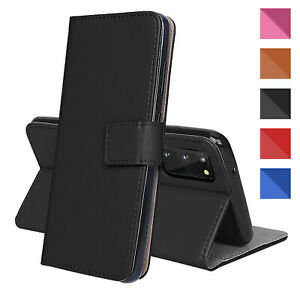 For Samsung Galaxy Case Cover S20 Plus 5G Ultra Leather Shockproof Flip Wallet